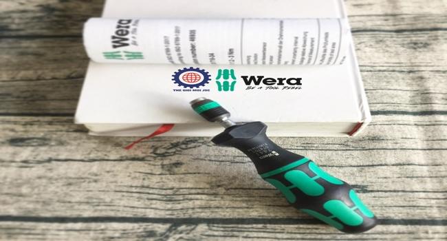 Giới thiệu tua vít dụng cụ xiết cân chỉnh lực Wera Torque Tools