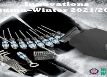 Những đổi mới dụng cụ Wera Tools: Innovations Autumn-Winter 2021/2022